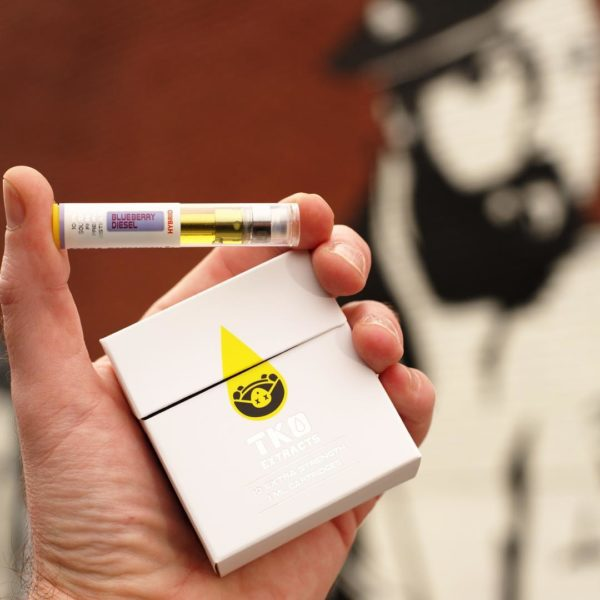 TKO EXTRACTS – 2G CARTS