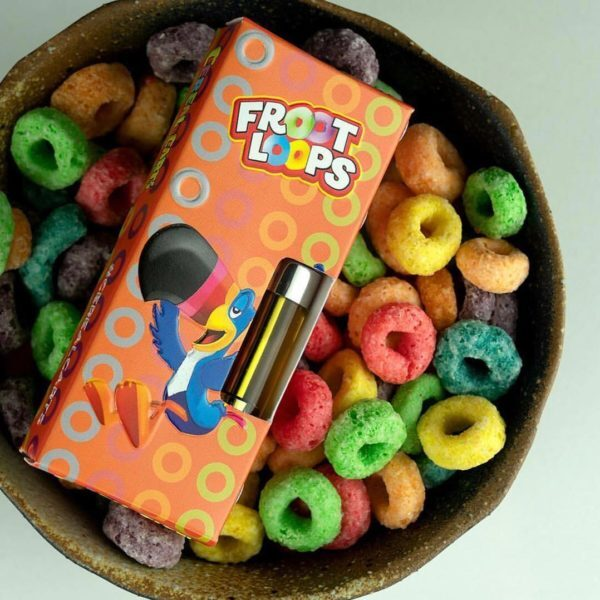 Cereal Carts THC Vape For Sale